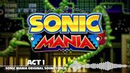 Sonic Mania OST - Stardust Speedway Zone Act 1