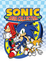 Sonic Mega Collection Coverart