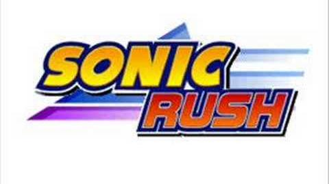 Sonic Rush Music Wrapped In Black