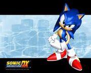 Sonic sadx