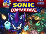 Archie Sonic Universe Ausgabe 59