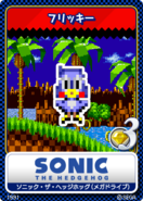 Sonic the Hedgehog MD - 18 Flicky