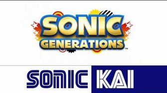Sonic Generations (3DS) Music Emerald Coast - Classic Sonic