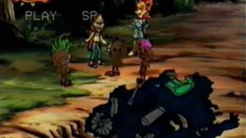 Sonic Underground Sonjas Entscheidung Teil 1