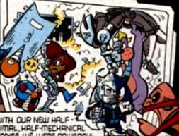 Cyborg Freedom Fighters