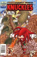 Knuckles Miniserien:Ausgabe 2