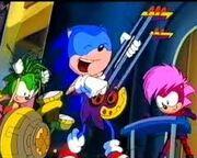 Sonic Underground 3