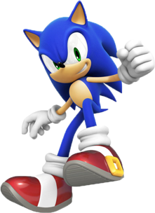 Sonic begrüßung