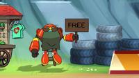 Team Sonic Racing Overdrive - 01 - Egg Pawn zeigt Gratis-Schild