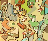 Central City Minikarte