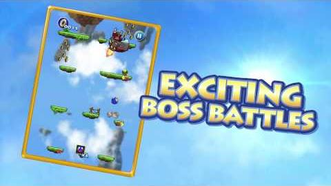 Sonic Jump™ - Launch Trailer (UK)