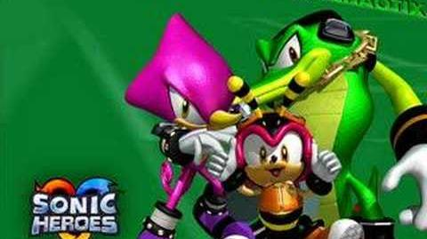 Team Chaotix (Song)