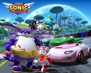 TeamSonicRacing-TeamRose