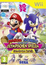 Mario & Sonic bei den Olympischen Spielen London 2012
