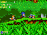Angel Island Zone (Sonic the Hedgehog 3)