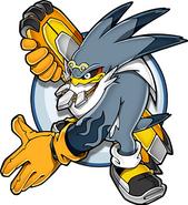 Sonic storm