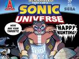 Archie Sonic Universe Ausgabe 37