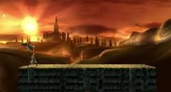Omega (SSB Wii U /3DS)