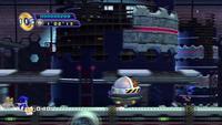 Sonic 4 Death Egg II sub-boss
