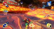 TSR Hidden Volcano Gameplay2