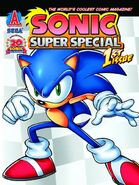 Sonic Super Special Magazin Ausgabe 1
