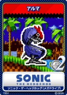 Sonic the Hedgehog (16-bit) 09 Roller