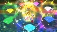 Super Sonic Sonic Colors