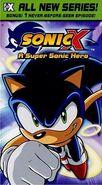 VHS A Super Sonic Hero