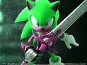 Wallpaper sonic and the black knight 02
