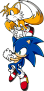 90px-Sonic with Tails pose 4