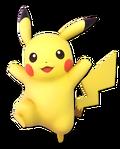 SSBU Pikachu main