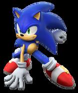 Sonic Charakter