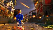 Sonic Forces Gameplay Screenshot2