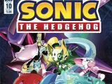 IDW Sonic the Hedgehog Ausgabe 10