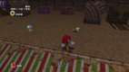 Knuckles the Echidna Level