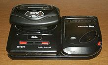Sega Mega-CD 32X