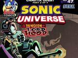 Archie Sonic Universe Ausgabe 47
