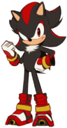 Shadow the Hedgehog Boom Profile v2