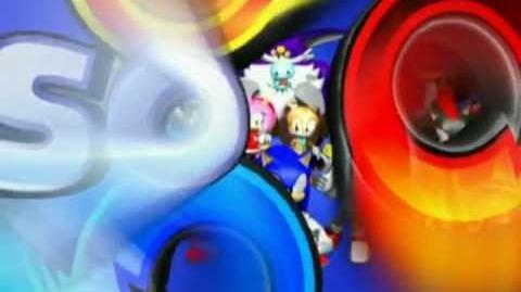 Sonic Heroes Intro