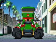 100alpha robot X