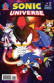 Portal Comics Sonic Universe