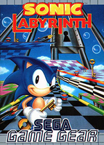 Sonic Labyrinth Coverart