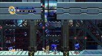 Sonic 4 (Metal Sonic Race)