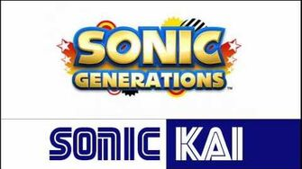 Sonic Generations (3DS) Music Casino Night - Classic Sonic
