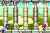 Sonic Advance boss mechaknux