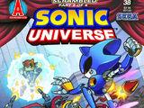 Archie Sonic Universe Ausgabe 38