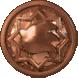 Bronze Medaille (Ringe)