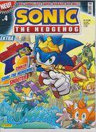 Sonic the Hedgehog magazin titelseite 001
