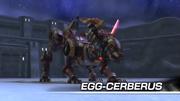 Egg-Cerberus Boss White Acropolis