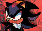 Shadow the Hedgehog (Archie)